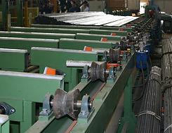 eddy current test sistemleri için konveyör hatlar