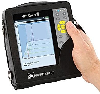 VIBXpert II Titreşim Ölçüm Cihazı