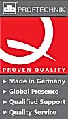 prüftechnik proven quality