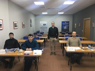 Mobius ISO CAT 1 Titreşim Analiz Eğitimi | 19-22/02/2018