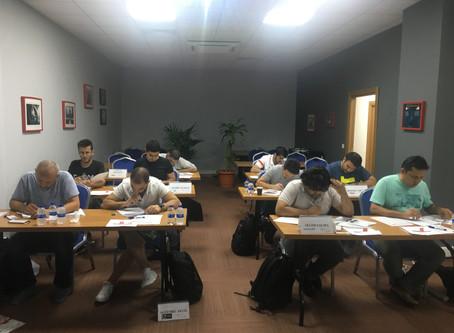 Mobius ISO CAT II Titreşim Analiz Eğitimi | 23-27/07/2018