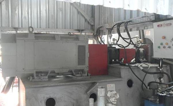 makine fanı