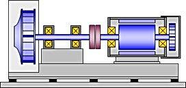 motor ve fan görseli