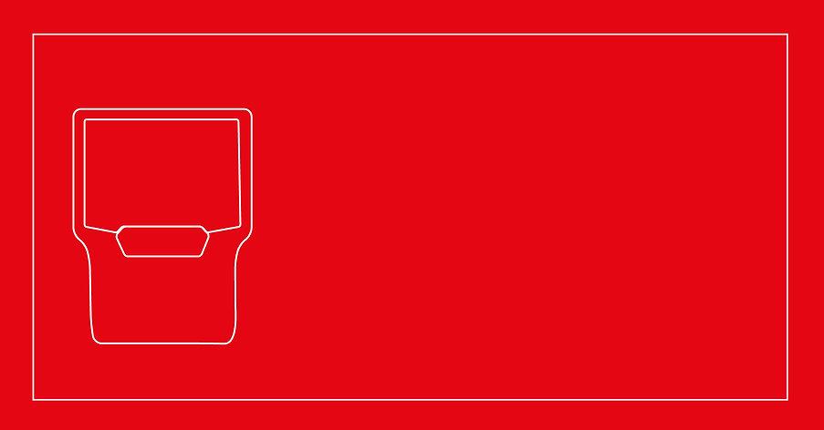Vibscanner kırmızı şablon