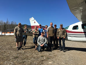 Williston Lake Outfitters Aerial Crew