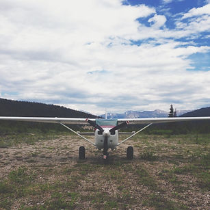 Cessna 206 Trek Aerial Surveys Plane