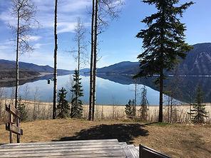 Williston Lake Camp Nabesche