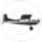 Trek Aerial Surveys White Logo