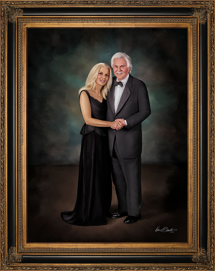 Heirloom Signature Portrait