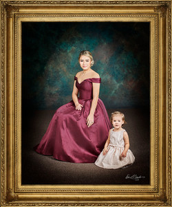 Heirloom Family Portrait
