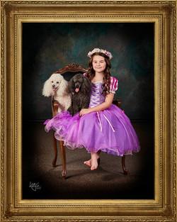 Heirloom High-End_Portrait-Child-KGS Masterpiece