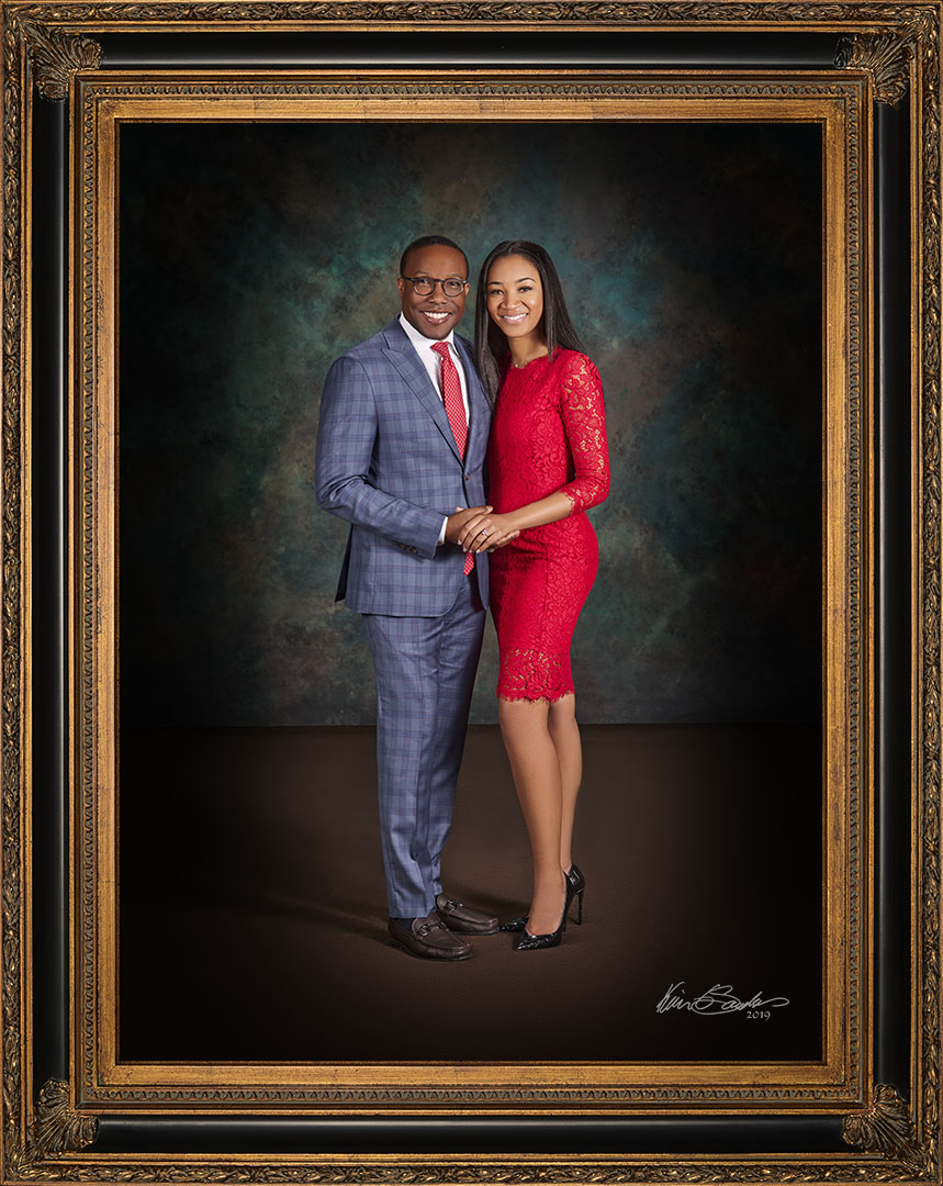 Couple Signature Portrait