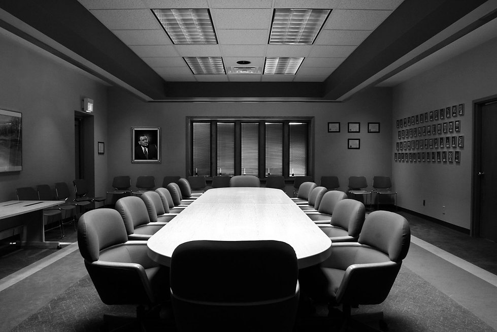 Boardroom with KGS Studios Portrait