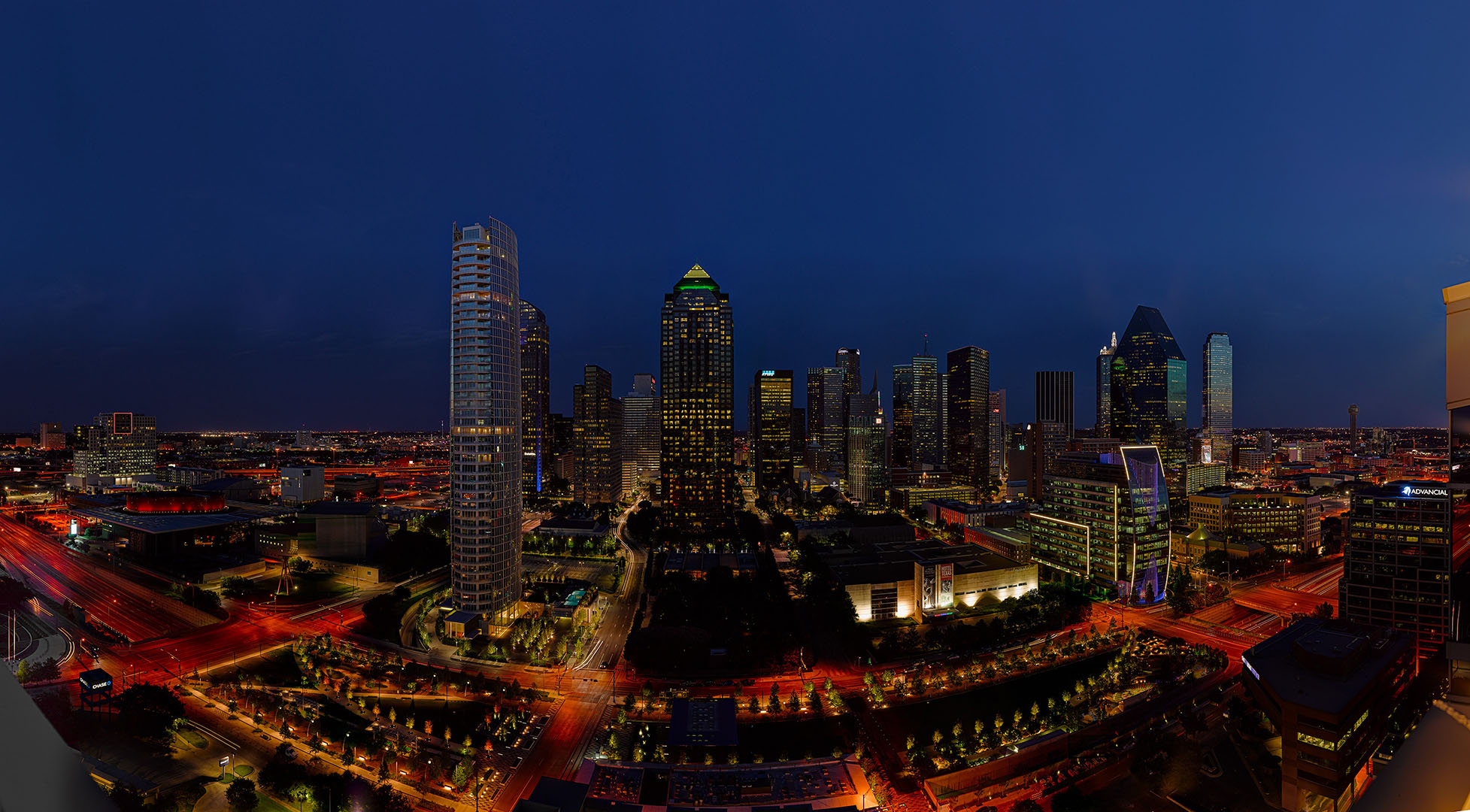 Dallas_Sunset_Panorama_LPC