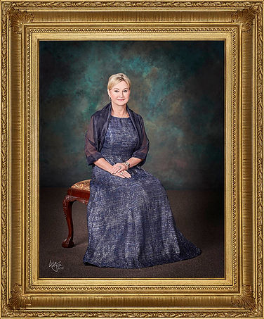 Heirloom High-End Portrait