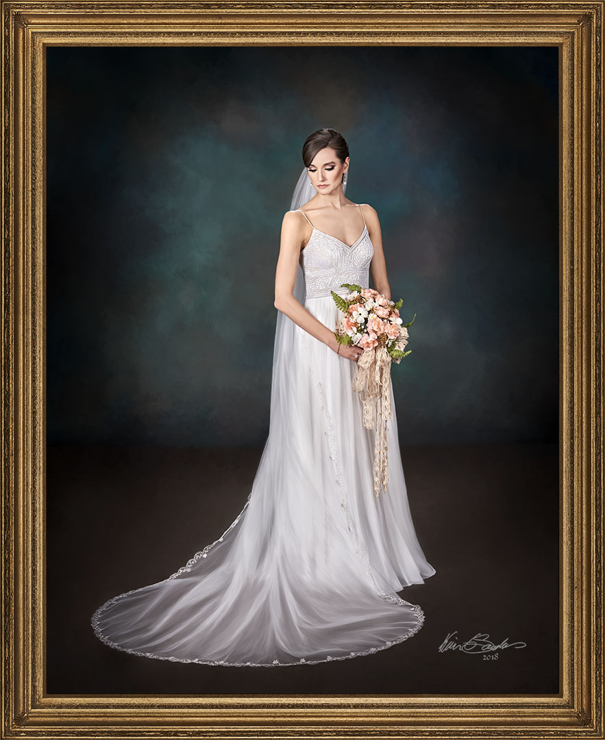 Bridal Signature Portrait