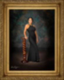 Red Carpet Heirloom Portrait