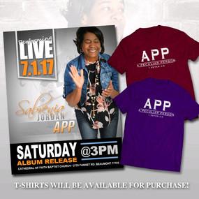 A.P.P. T-Shirts & More...