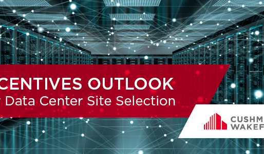 Incentives Outlook for Data Center Site Selection