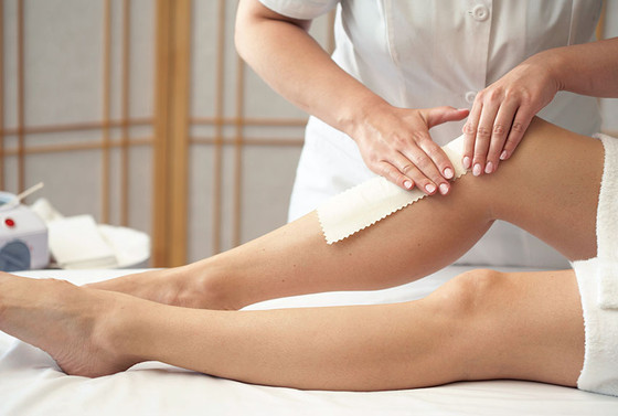 Silky Smooth Legs - Waxing is here!