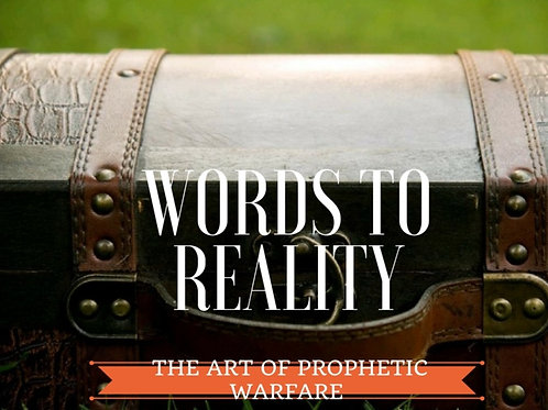 Prophecy To Reality- 5 Part Video Course