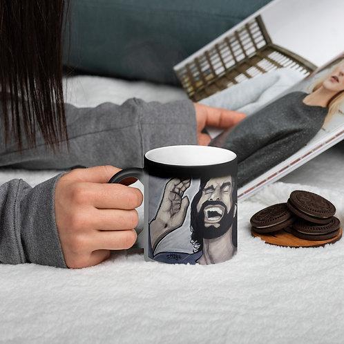 Laughing Jesus Color Changing Mug