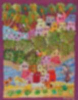 Ekbal Tewfic.  Plantation d'okra (002).j