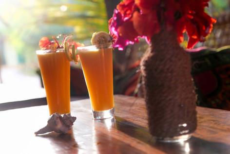 Fresh Passion Juice