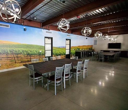 Broken Earth Winery  New Tasting Room Op