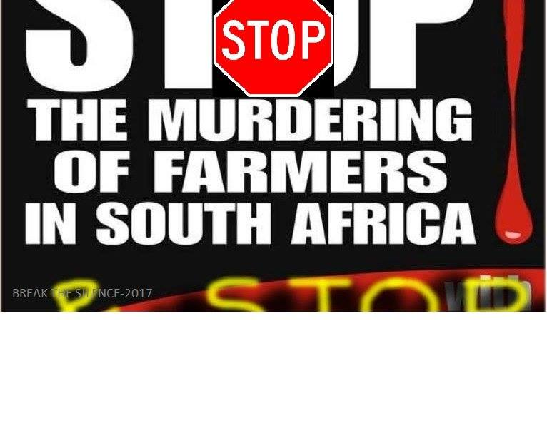IsSouth Africa taking tremendous risks in a country where murder is seen as a solution rather than a crime? | Home | Break The Silence