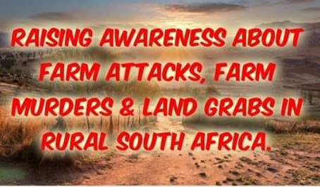 Harsh reality of farm murder in rural South Africa. True story told by survivor of another atrocity.