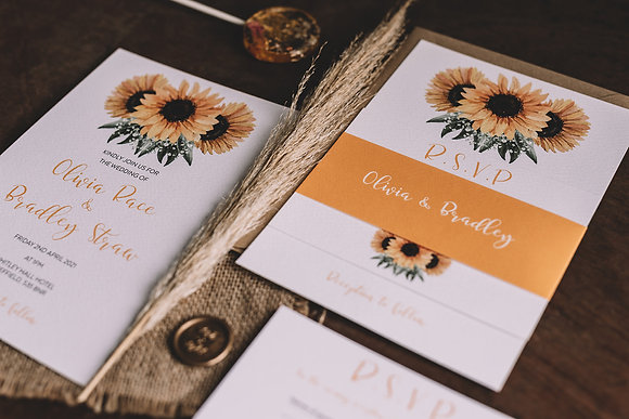 Day Invitation - South Sunflower