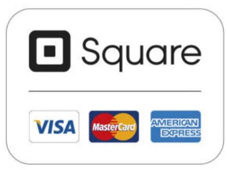 クレジットカード提携会社はSquare ご利用可能なら種類