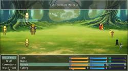 Video Game Battle Screen.JPG