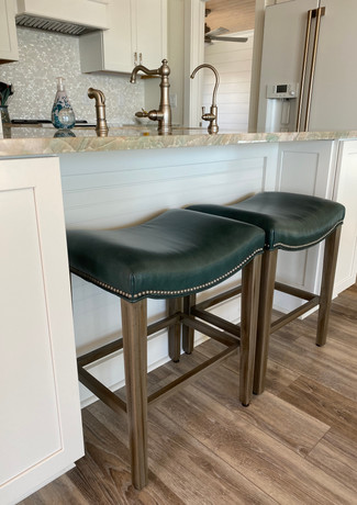 Colorful Counter Stools