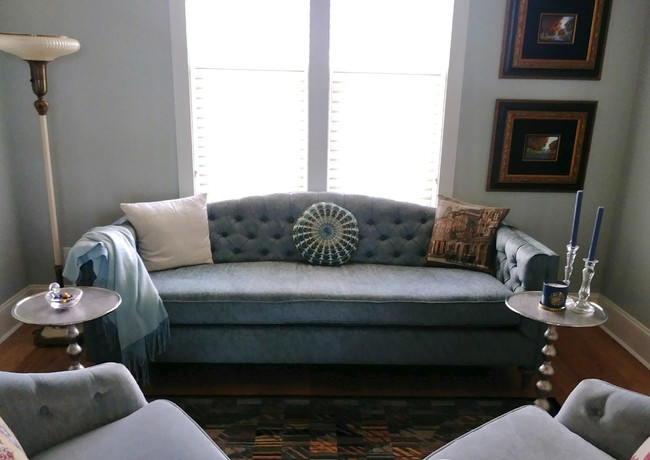 Compass Pointe Sitting Room