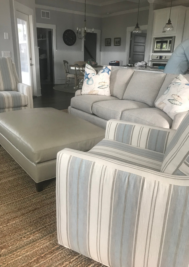 Coastal Living in Compass Pointe
