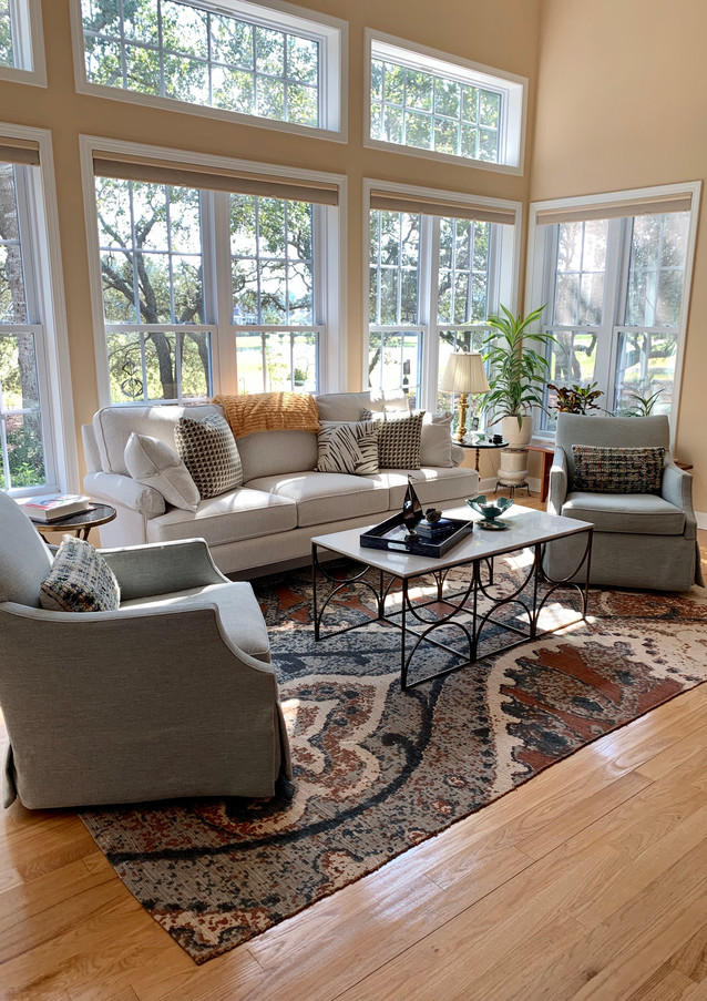Ocean Ridge Cheerful Sunroom