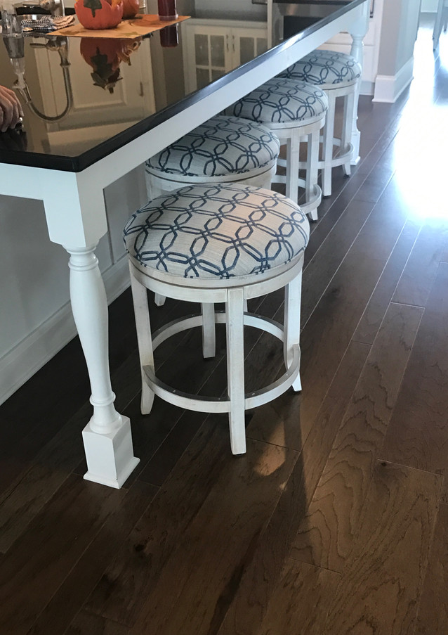 Fresh Custom Counter Stool