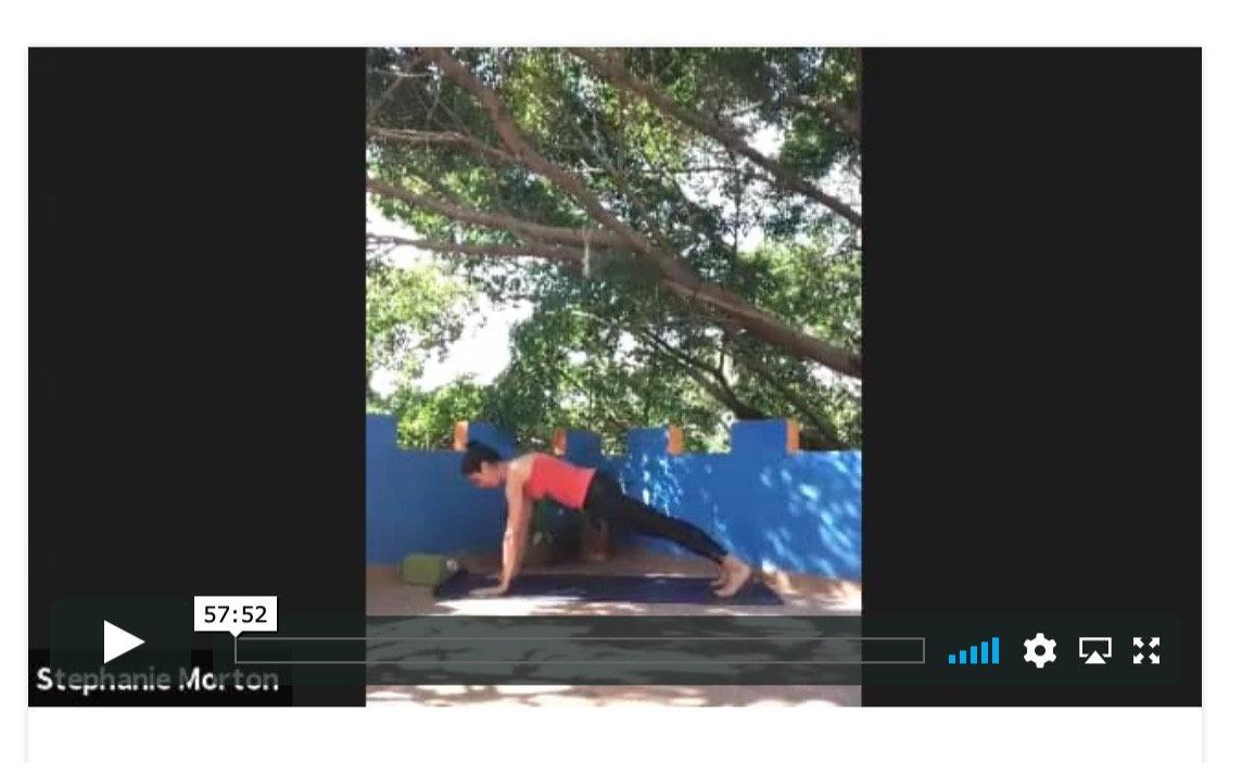 Unlimited Summer Yoga