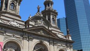 Stadt vs. Natur: Santiago und Cajon del Maipo *Chile*