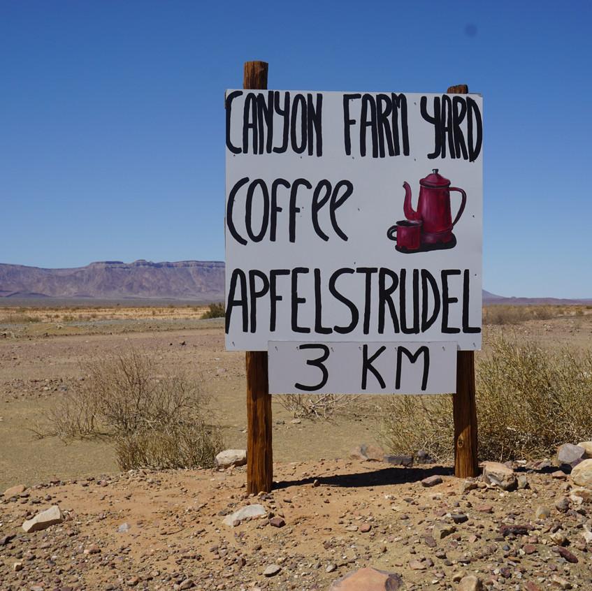 Canyon Farm Yard