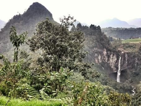 Rundreise durch Kolumbien