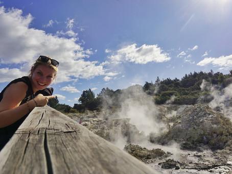 10 Erlebnisse in und um Rotorua *Neuseeland*