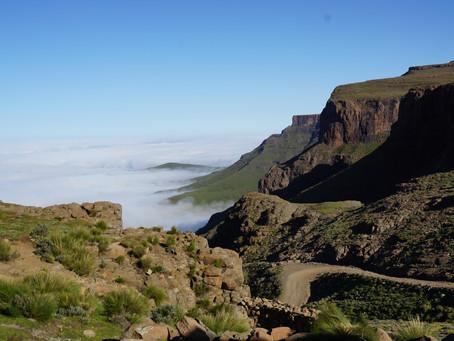 Traumhafter Abstecher in die Drakensberge *Lesotho*
