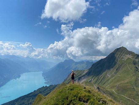 Wanderung von Turren auf's Brienzer Rothorn *Schweiz*