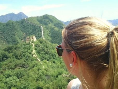 Die Große Mauer von China - Geht's vielleicht auch ohne Touri-Massen?