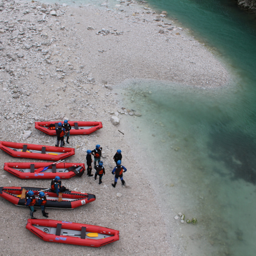 Outdoor-Paradies Bovec
