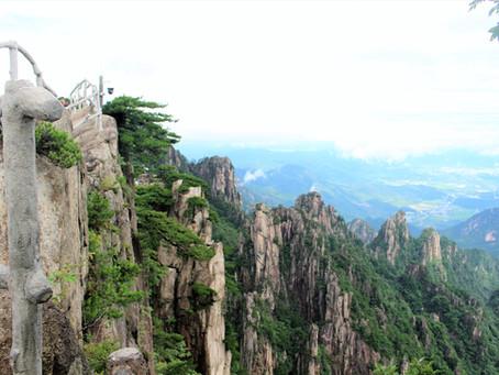 Die Gelben Berge des Huang Shan