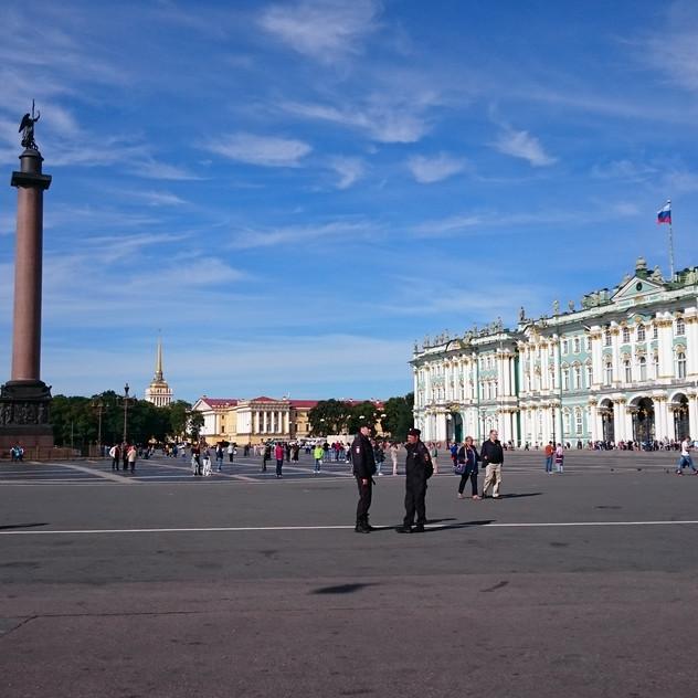 Palastplatz